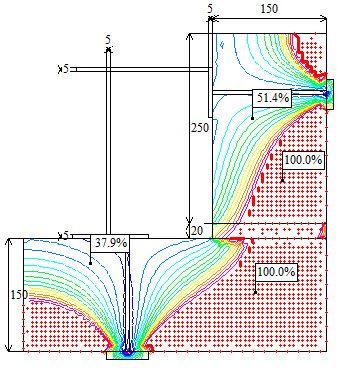 Программу для расчета точки росы в стене